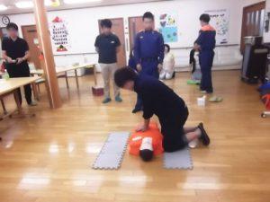 心肺蘇生 CPR