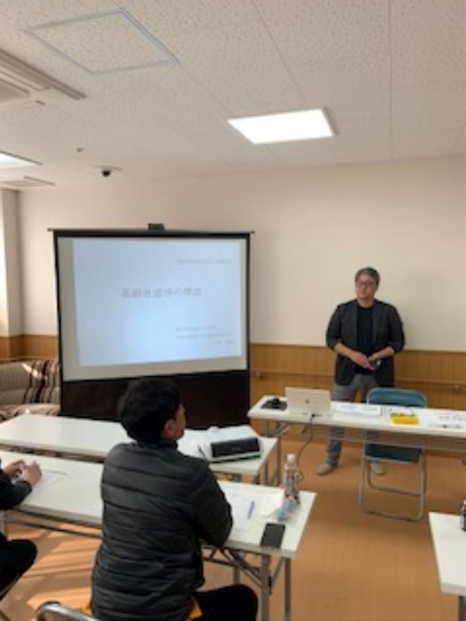 中九州短期大学 経営福祉学科 久保英樹先生